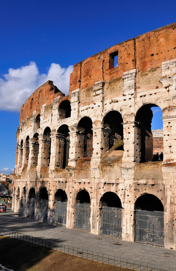 Colloseum, Rome image stock