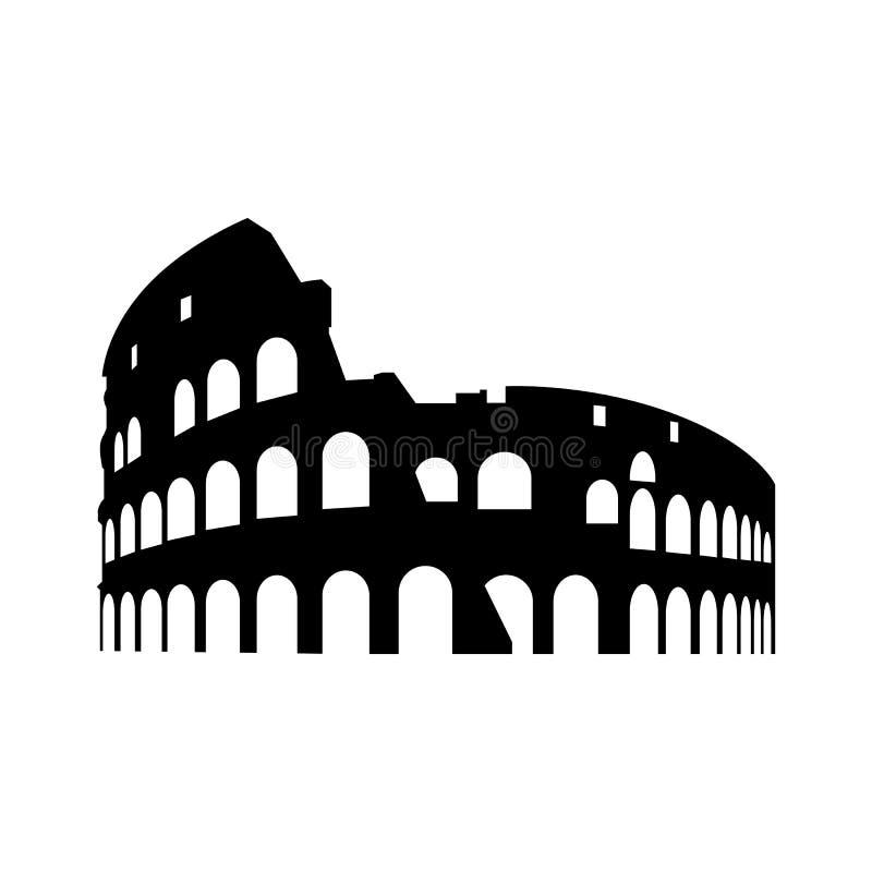Download Collosseum Rome stock vector. Image of roma, gates, tourism - 21591524