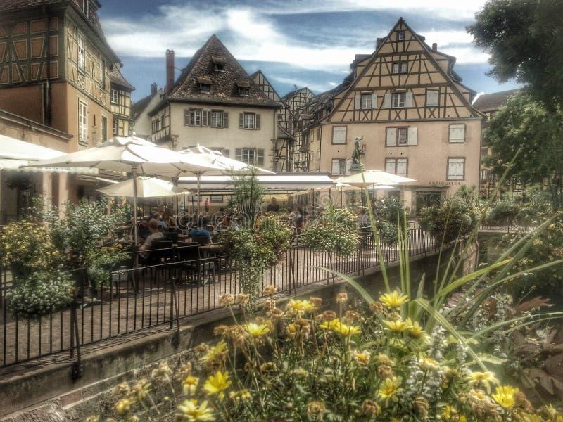 Colmar Γαλλία στοκ φωτογραφίες