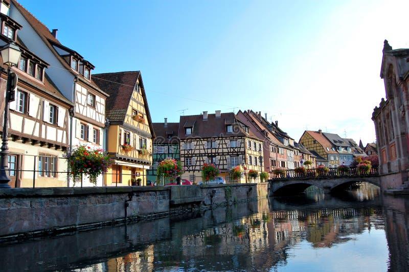Download Colmar, France stock image. Image of heritage, blue, monuments - 18769055