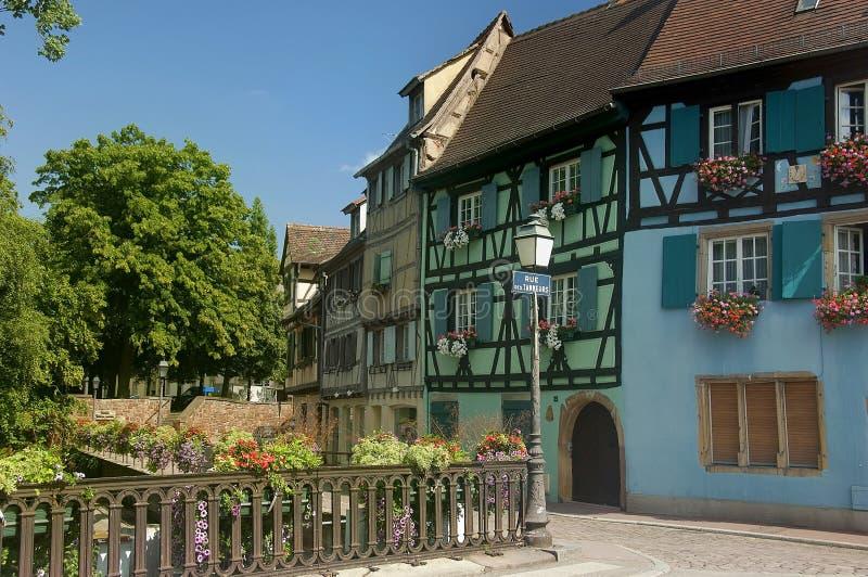 Download Colmar in France stock image. Image of bloom, landmark - 22882979