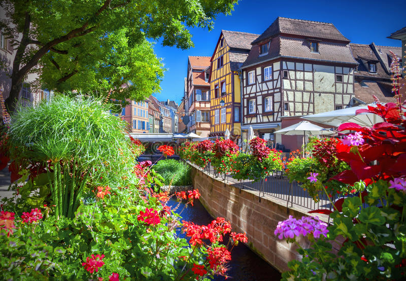 Colmar, France foto de stock royalty free