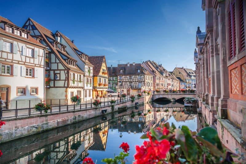 Download Colmar, France imagem de stock. Imagem de alsácia, estrutura - 80101623