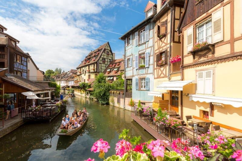 Colmar France stock photos