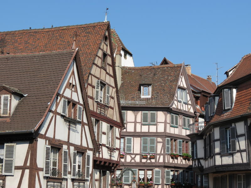 Download Colmar stock image. Image of medieval, living, culture - 32553651