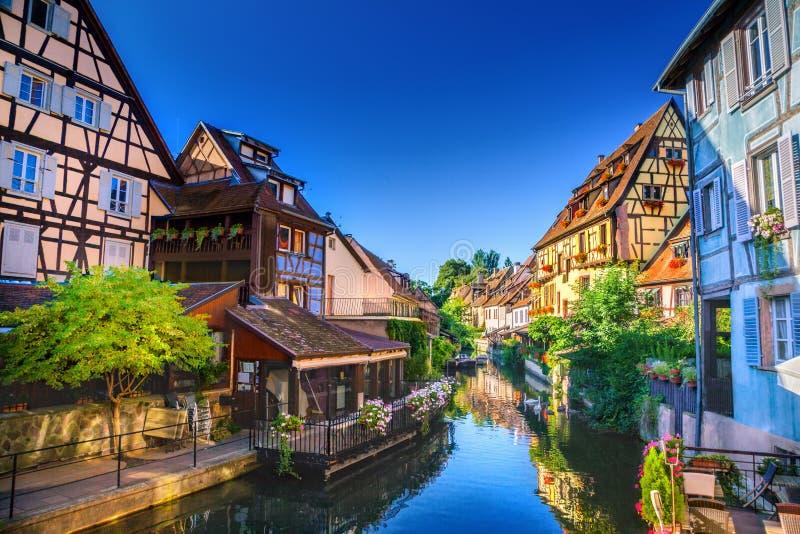 Colmar, Francia immagini stock libere da diritti