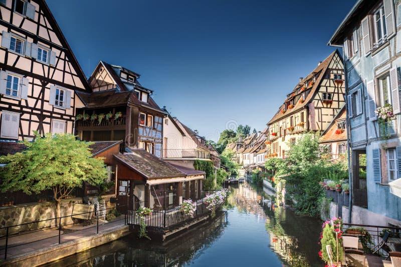 Colmar, Francia fotografia stock