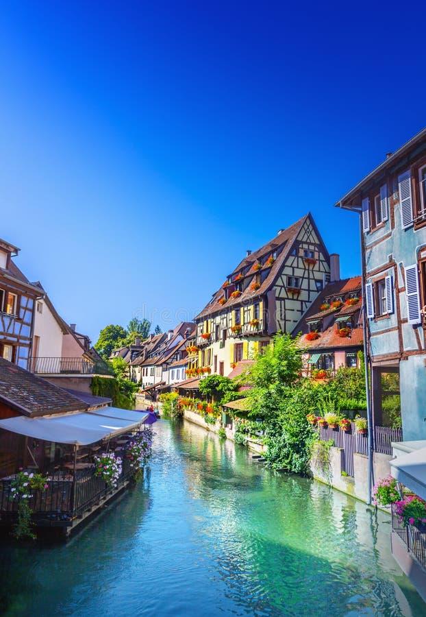 Colmar, Francia fotografie stock libere da diritti