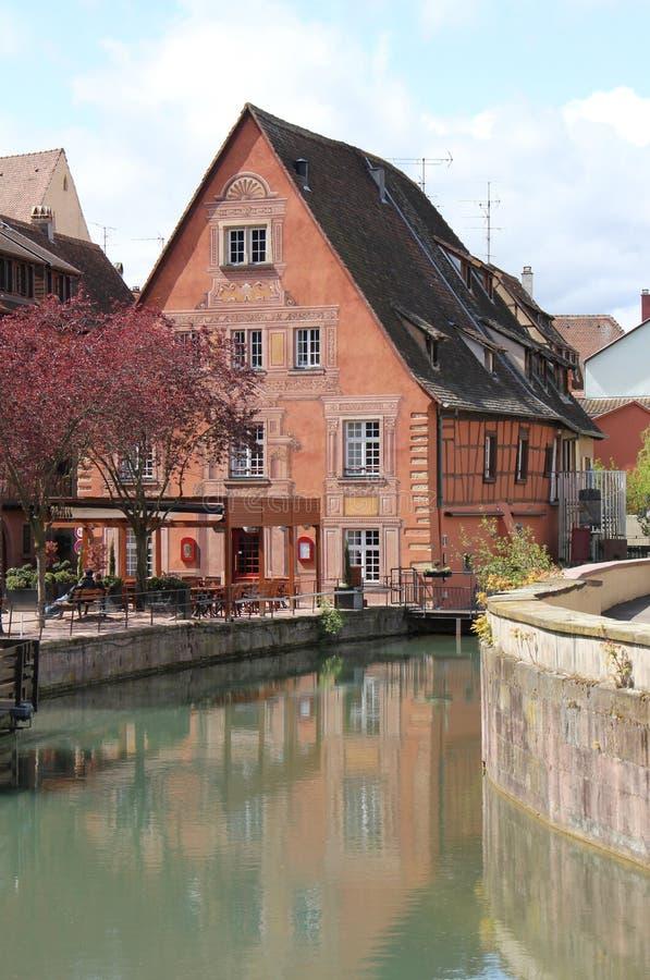 Colmar (Frankrike) royaltyfri foto