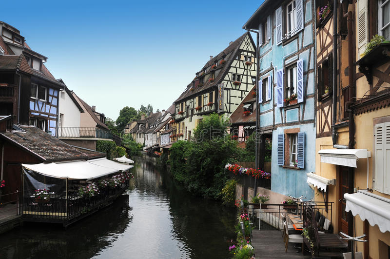 Download Colmar stock image. Image of building, facade, cottages - 32305215
