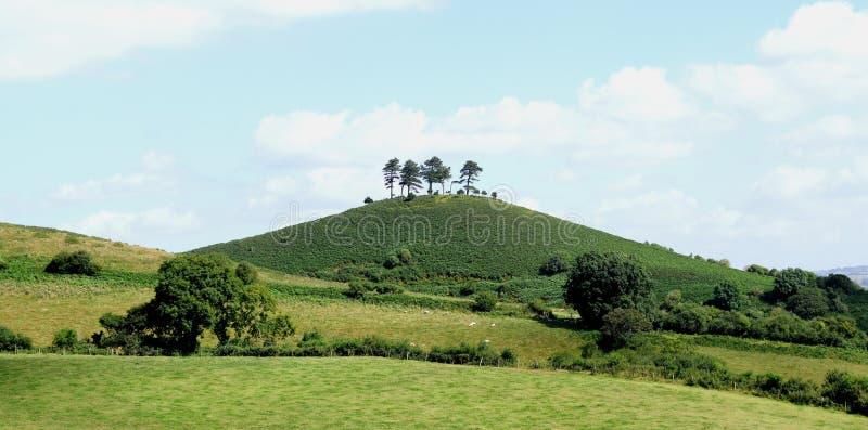 Colmers Hügel stockbilder