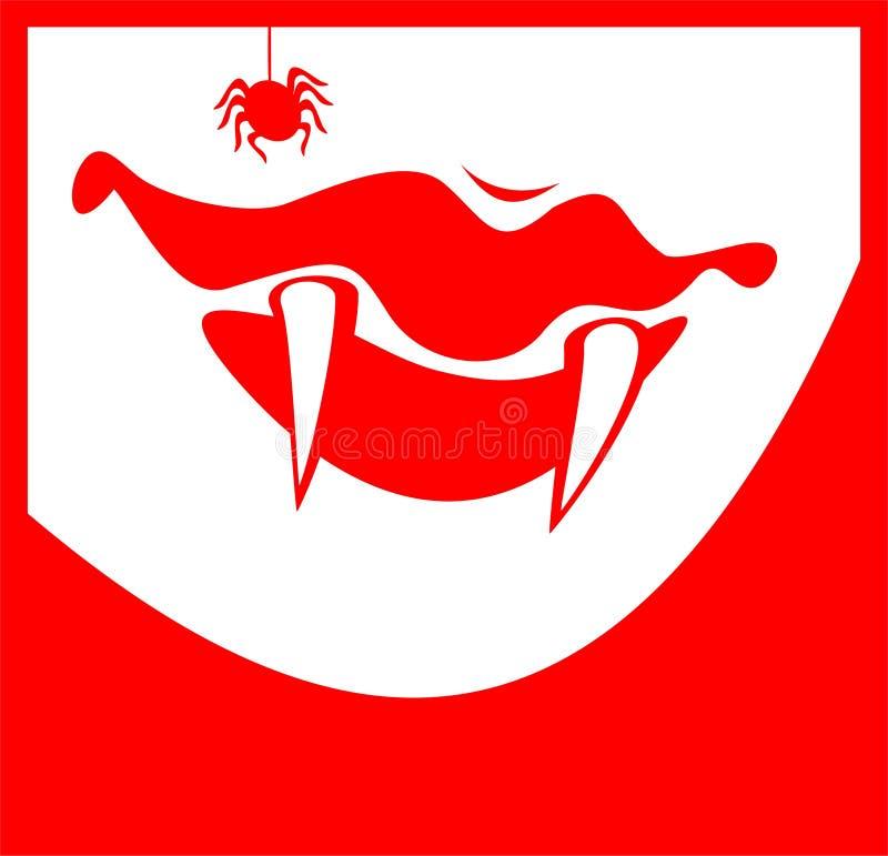 Colmillos del vampiro libre illustration