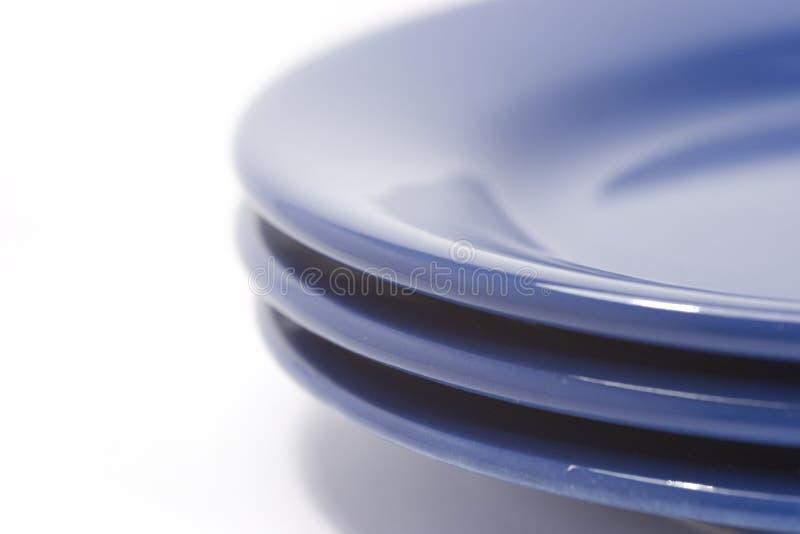 coloful isolatestapelplattor arkivfoton