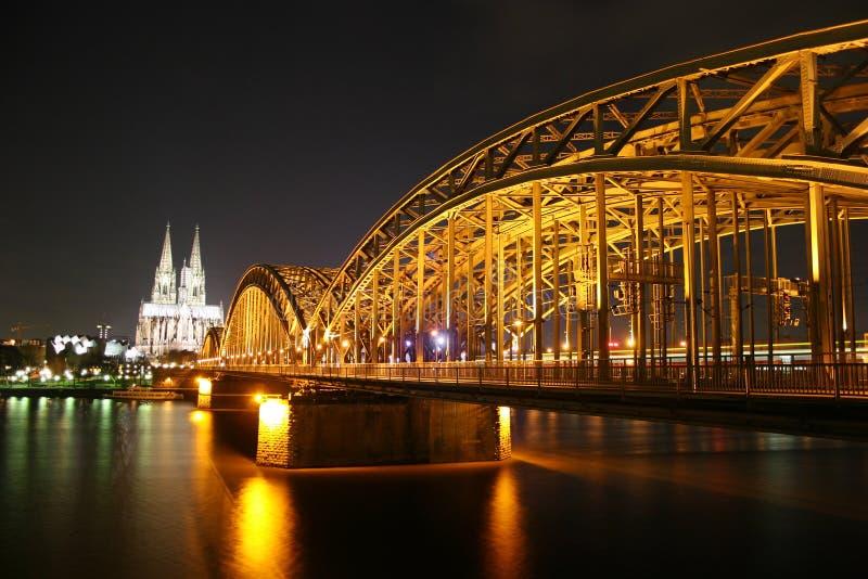 cologne Германия стоковые фотографии rf