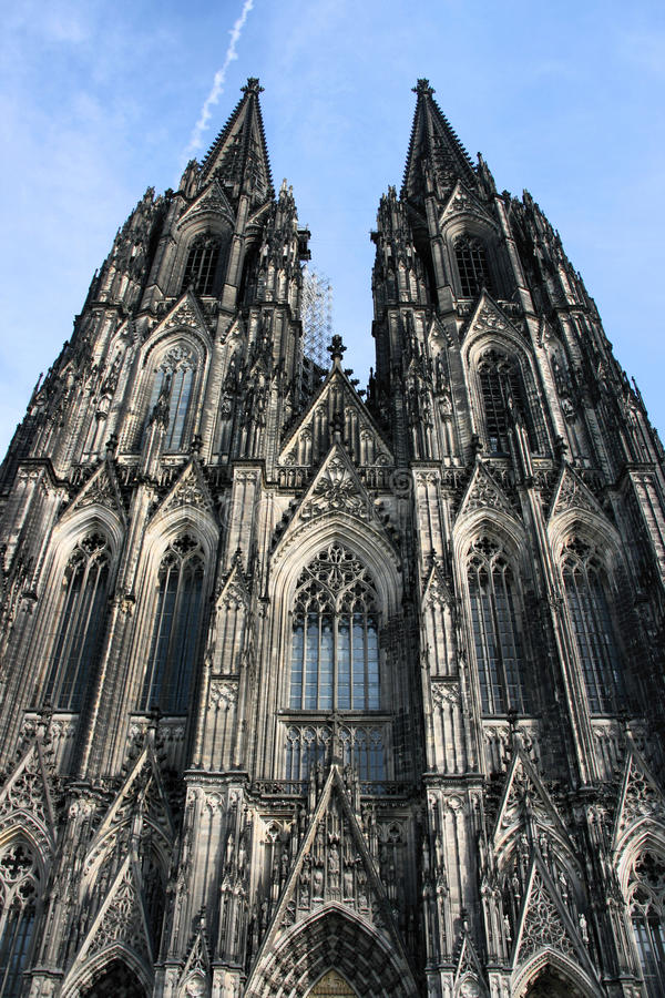 Cologne royalty free stock photography