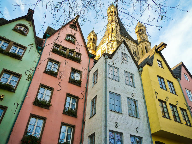 Cologne royalty free stock image