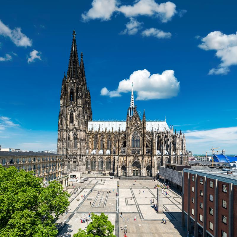 Cologne, Allemagne photographie stock libre de droits