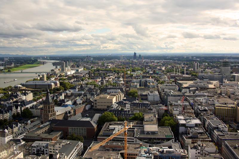 Cologne (Allemagne) photo stock