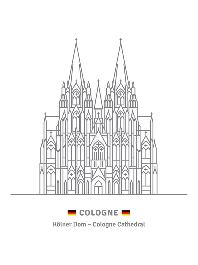 Cologne Cathedral Stock Illustrations 288 Cologne Cathedral Stock Illustrations Vectors Clipart Dreamstime
