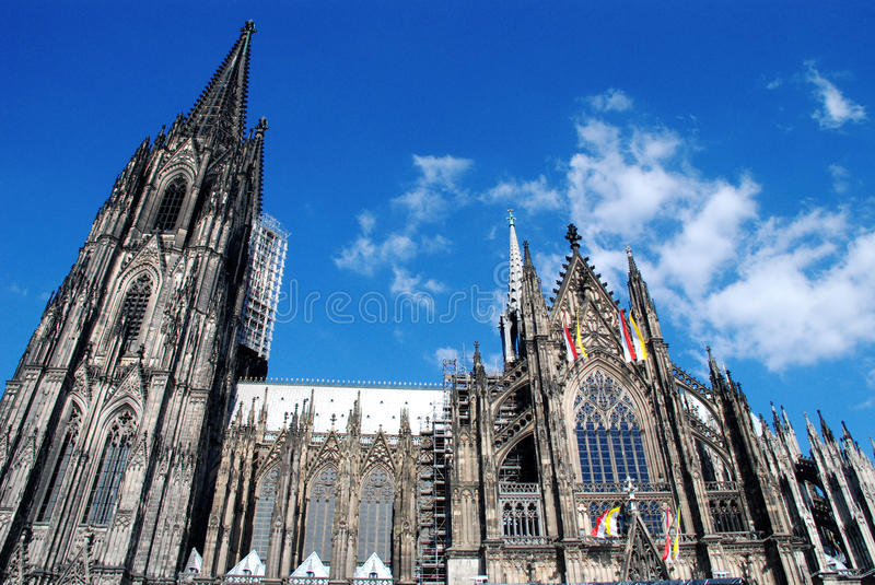 Download Cologne Cathedral03 stock image. Image of architecture - 12866235