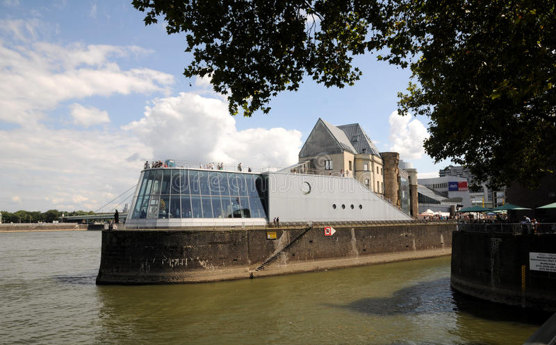 Download Cologne - chocolatemuseum editorial image. Image of cologne - 27948595