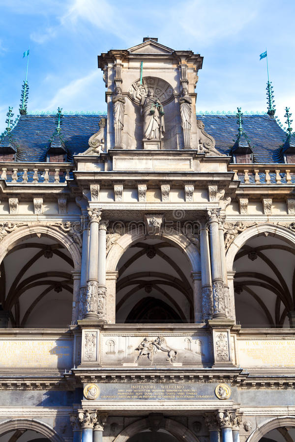 Download Cologne City Hall stock photo. Image of townhall, europe - 18957000
