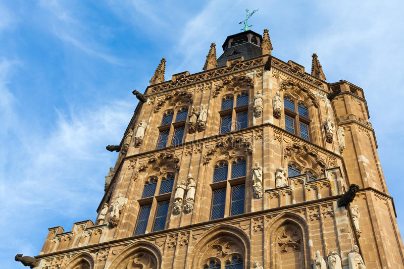 Download Cologne Cityhall stock photo. Image of building, city - 19513014