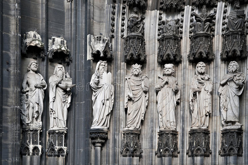 Cologne Dom royalty free stock photography
