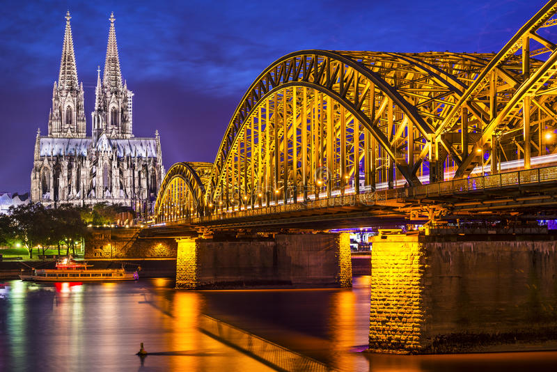 Cologne, Germany royalty free stock image