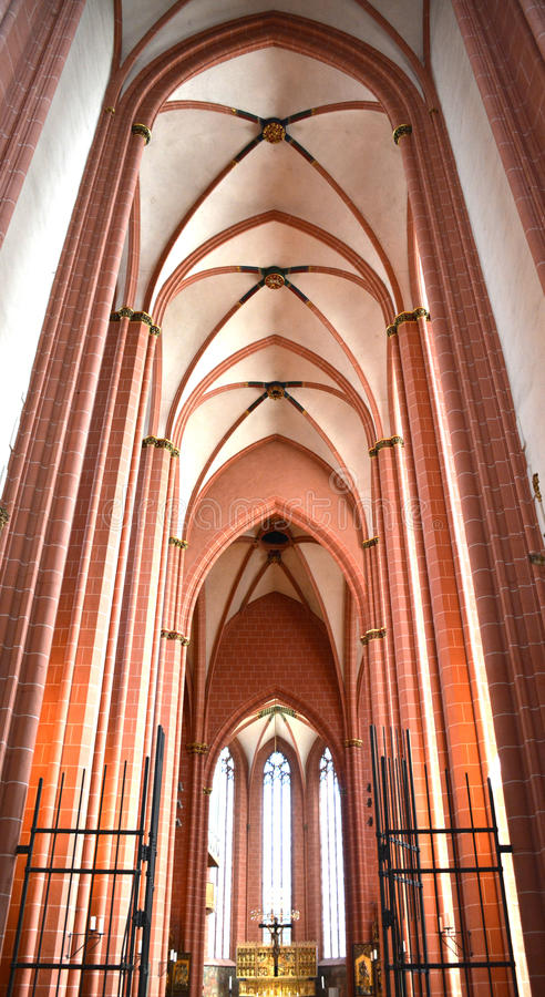 Cologne, Germany - 15 Aug 2015 : Cologne Cathedral stock photography