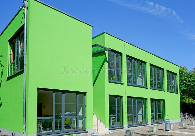 Download Cologne Green Cube editorial image. Image of facade, building - 26296190