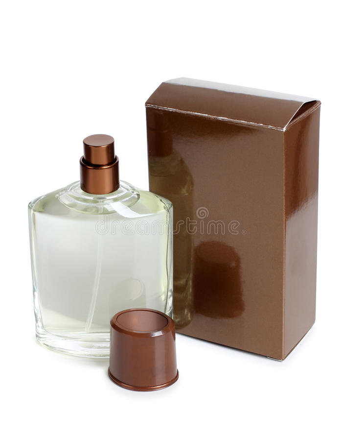 Free Cologne In Box Stock Images - 28465764