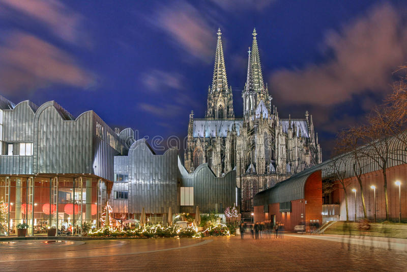Cologne Koln, Allemagne photo libre de droits