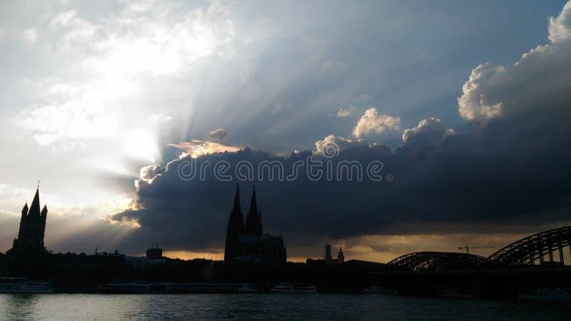 Cologne koln germany stock photography