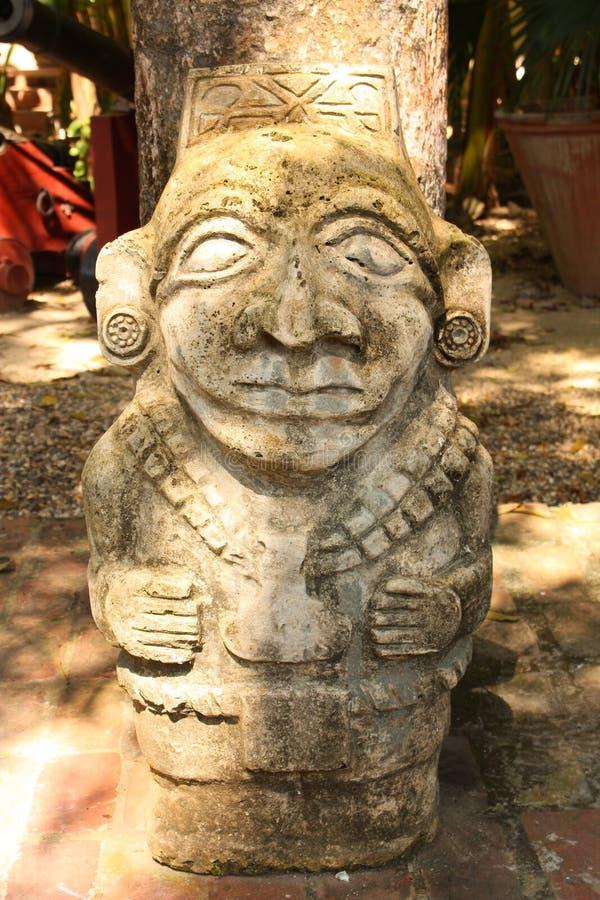 colombia antyczny idol zdjęcia stock