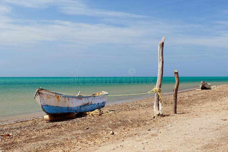 Colombia, Peninsula La Guajira stock photography