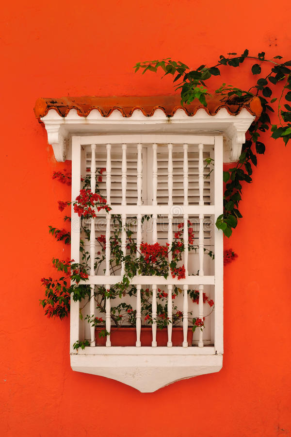 Download Colombia, View On The Old Cartagena Stock Image - Image: 27982501