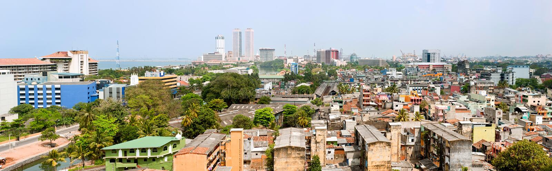 Colombo photo libre de droits