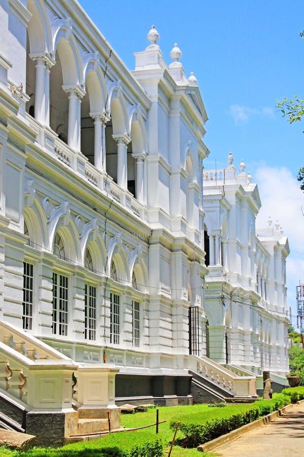 Colombo National Museum, Sri Lanka photographie stock libre de droits