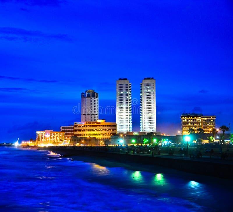 Download Colombo Skyline, Sri Lanka Royalty Free Stock Image - Image: 33341266