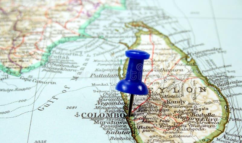 Colombo, Sri Lanka image libre de droits