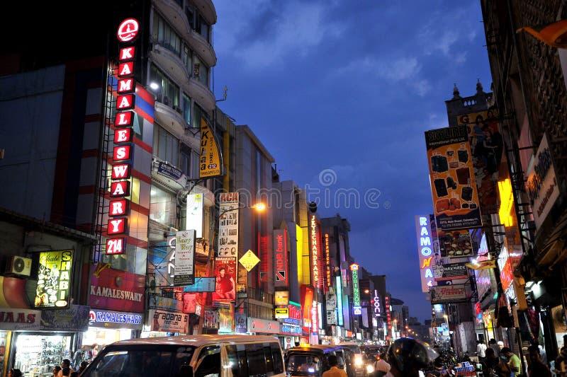 Colombo 11, Sri Lanka fotografie stock libere da diritti