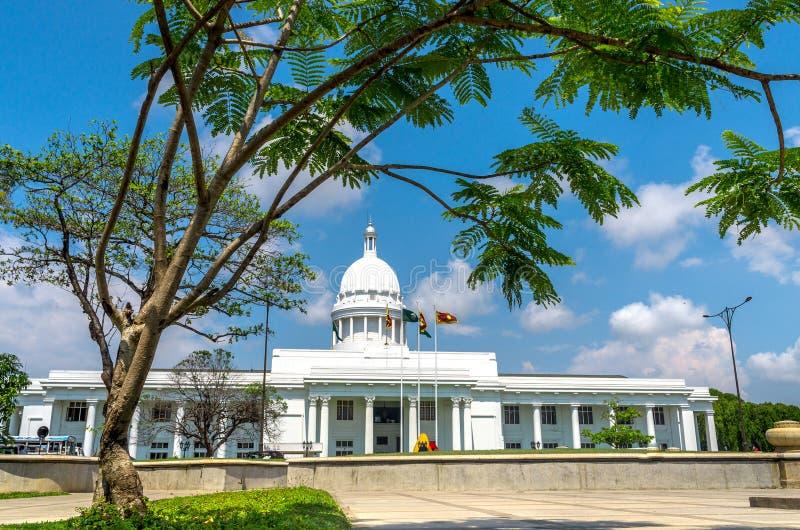 COLOMBO, SRI LANKA - FÉVRIER photographie stock
