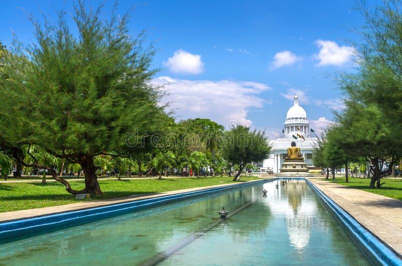 COLOMBO, SRI LANKA - FEBRUARI royalty-vrije stock afbeelding