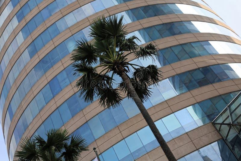 COLOMBO, SRI LANKA-Gebäude von Bank von Ceylon, stockfotografie