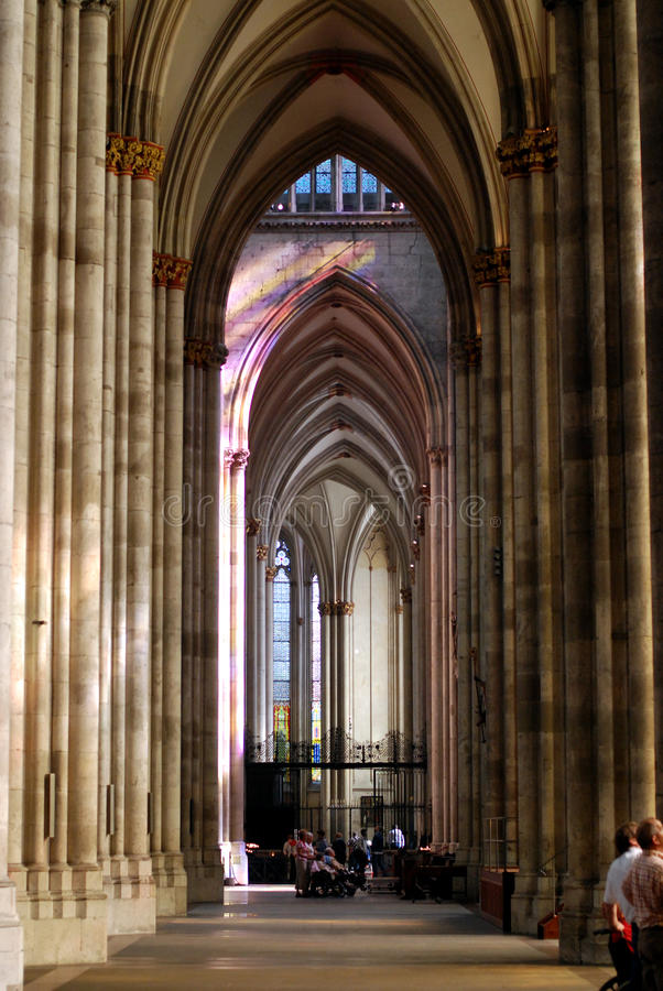 Colonia Cathedral16 fotografía de archivo libre de regalías