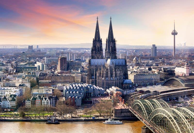 Colonia, Germania immagine stock libera da diritti
