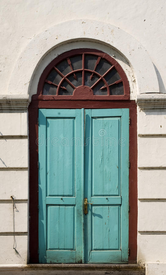 Merveilleux Download Colonial Door Stock Photo. Image Of Building, Indonesian   10905062