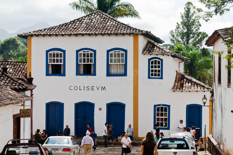Colonial House Tiradentes Brazil