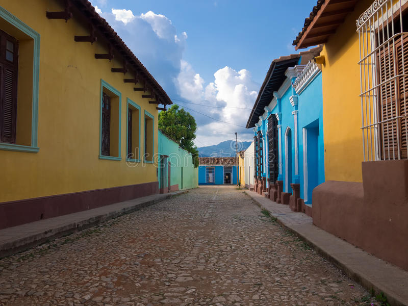 Download The Colonial Town Of Trinidad In CubaA Royalty Free Stock Photos - Image: 24491638